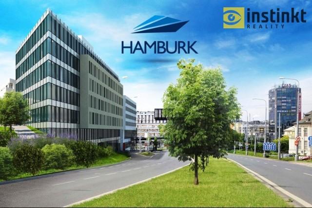 2+kk (71 m2), Rezidence Hamburk, ul. Klicperova. Plzeň – centrum