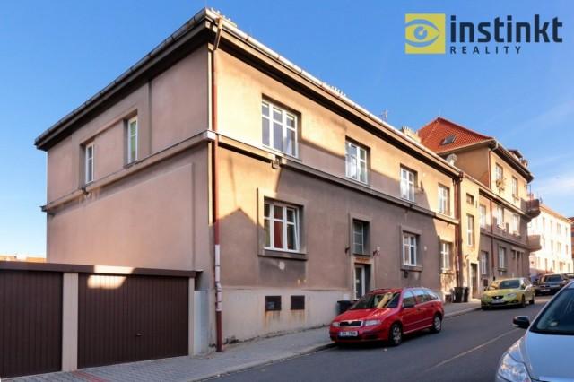1+1 (48m2), ul. Skalní, Plzeň – Doubravka